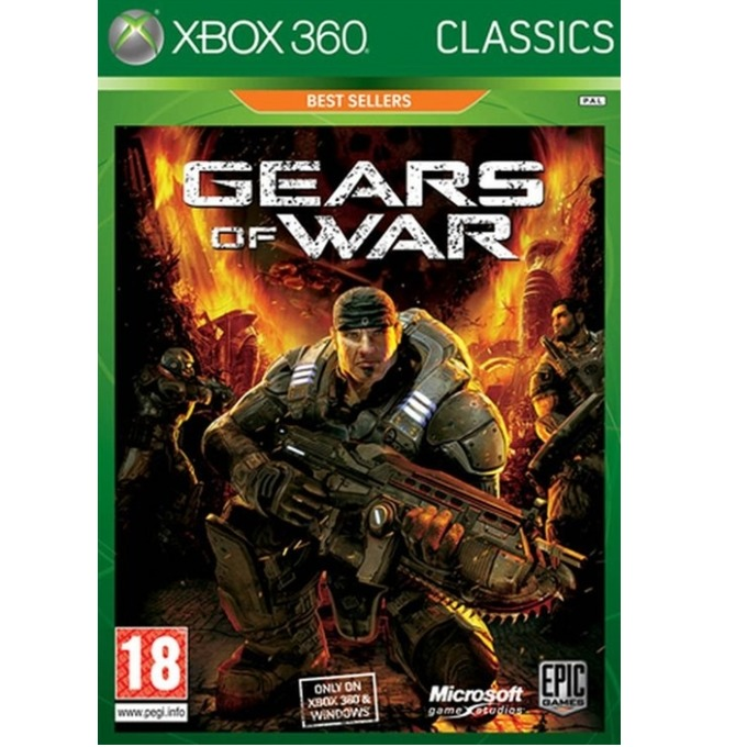 Gears of War - Classics product