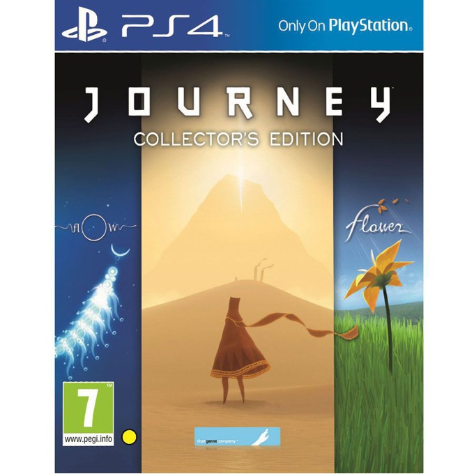 Journey Collector Edition, за PS4 image