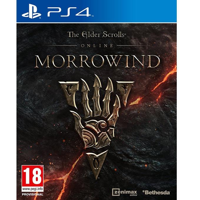 Игра за конзола The Elder Scrolls Online: Morrowind, за PS4 image