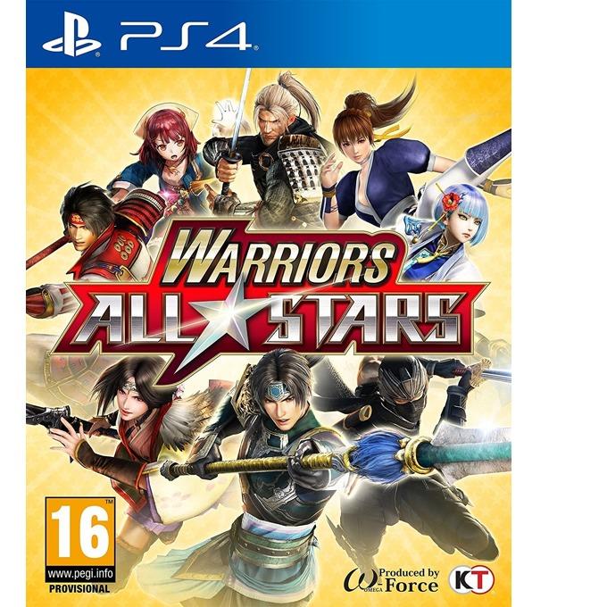Игра за конзола Warriors All-star, за PS4 image