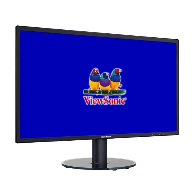 """Монитор ViewSonic VA2419-SH, 24""""(60.96 cm) IPS LED панел, Full HD, 5 ms, 50000000:1, 250 cd/m2, HDMI image"""