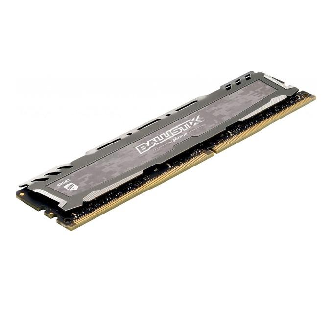 Памет 8GB DDR4 2666MHz, Ballistix Sport LT BLS8G4D26BFSBK, 1.2V image