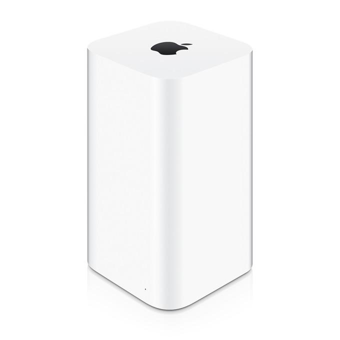 Рутер Apple AirPort Extreme Base Station, Wireless AC, 3x LAN 1000, 1x USB2.0 image