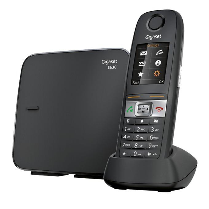 Безжичен телефон Gigaset Е 630 1015098