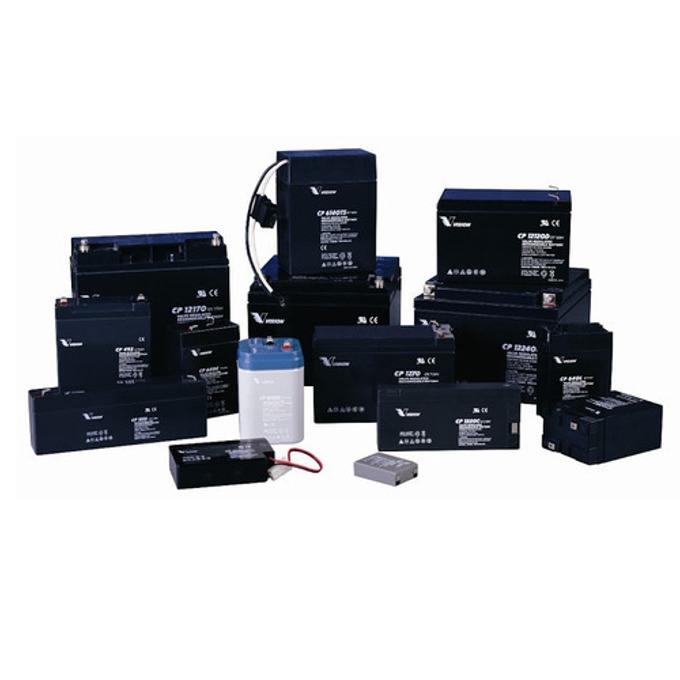 Батериен модул Vision CP1212F1, 12V, 1.2Ah image