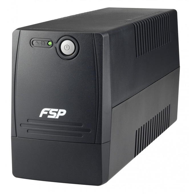 UPS Fortron FP600 Plus UPS, 600VA/330W, Line Interactive image