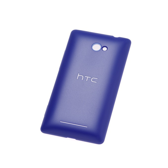 Калъф за за HTC One SV, Поликарбонатов протектор, пластмаса, HTC Hard Shell Case, син image