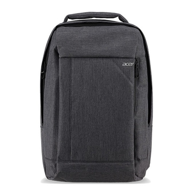 Acer 15.6 Backpack Gray Dual Tone Retail Pack