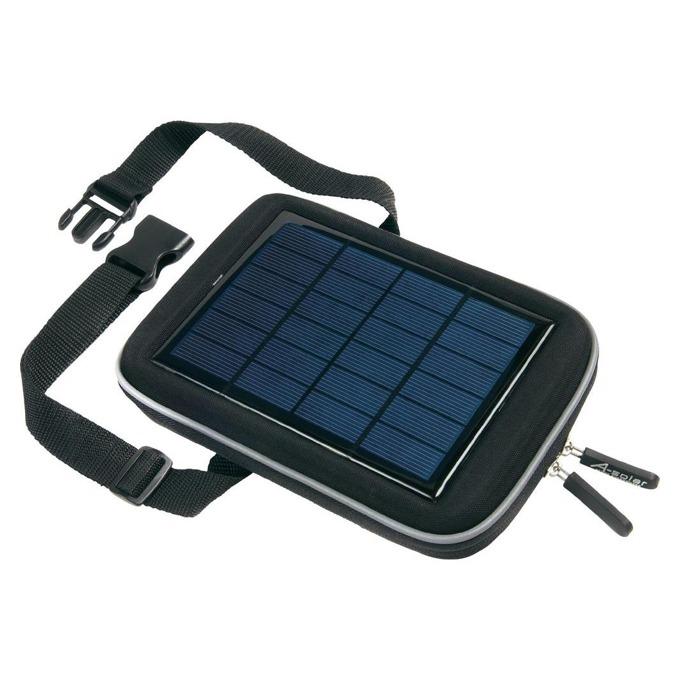Чанта A-solar Power Bag AB204, 2.7W соларен панел, 7000mAh батерия image