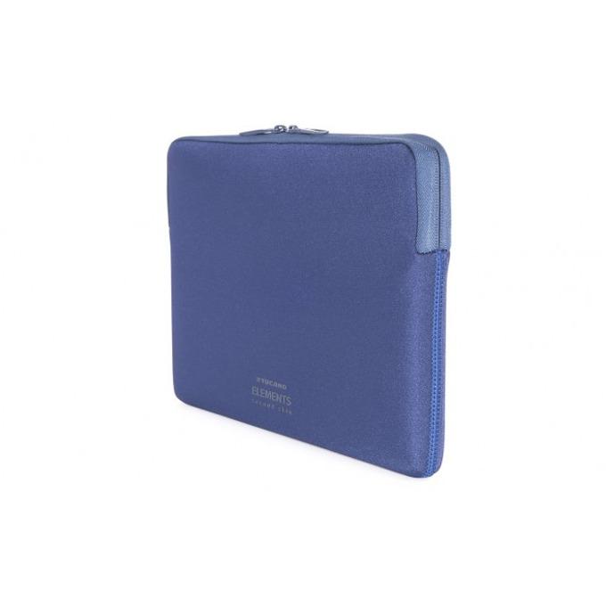 Калъф Tucano New Elements Second Skin за MacBook 12, син image
