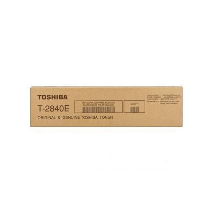 TОНЕР ЗА КОПИРНА МАШИНА TOSHIBA eStudio 203L/233/283 - P№ T-2840E - заб.: 23000k/675gr. image