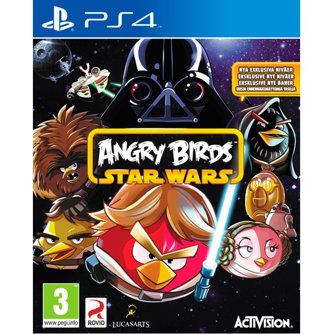 Angry Birds: Star Wars, за PlayStation 4 image