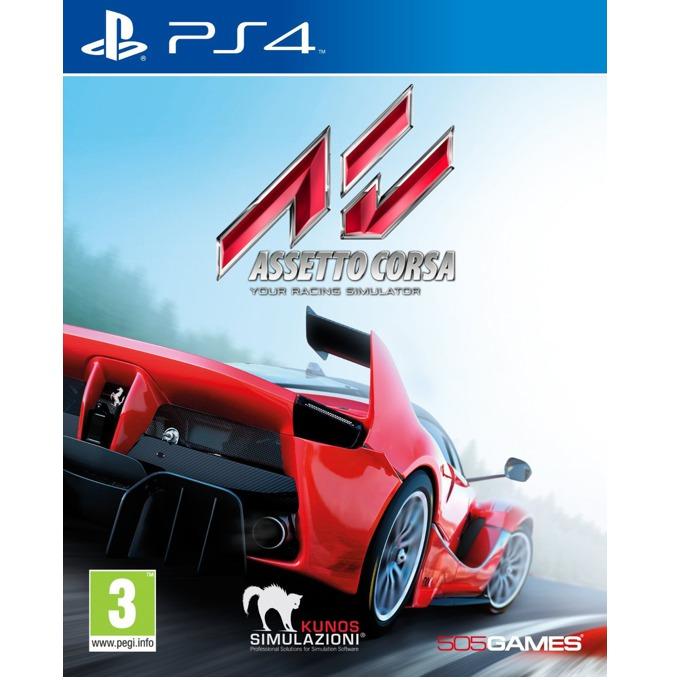 Игра за конзола Assetto Corsa, за PS4 image