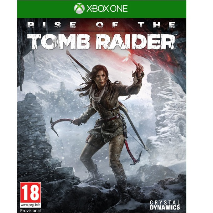 Rise of the Tomb Raider, за XBOX ONE image
