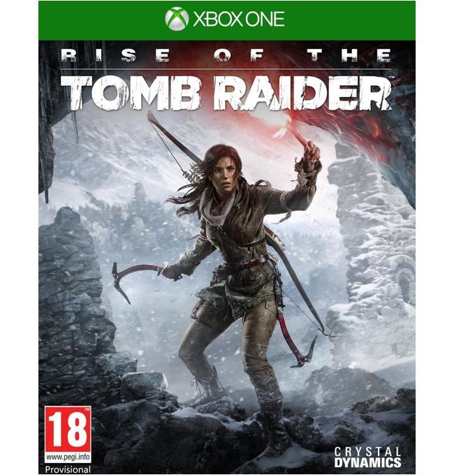 Игра за конзола Rise of the Tomb Raider, за XBOX ONE image