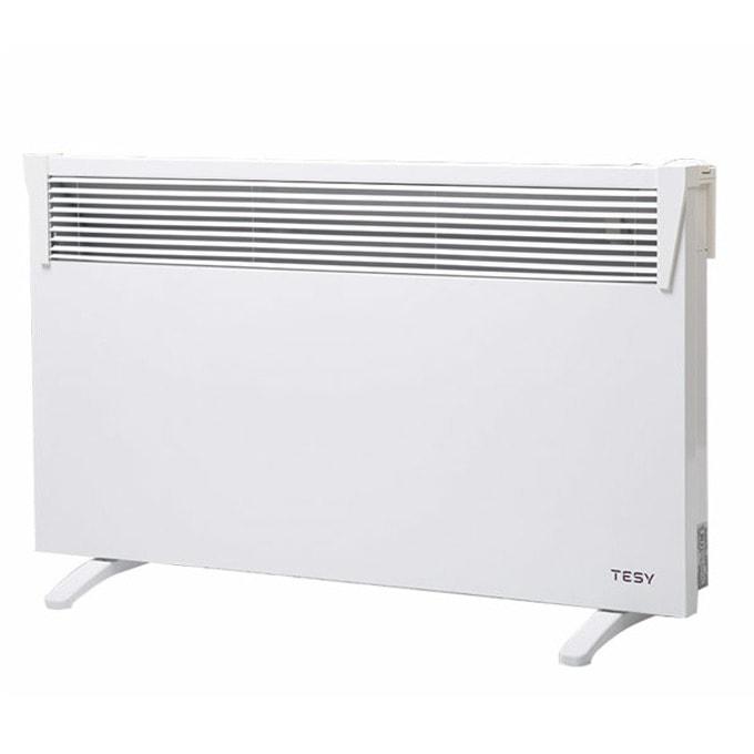 Конвектор Tesy CN 03 250 MIS, устройство против замръзване, защита от водни пръски, термостат, 2500W, бял image