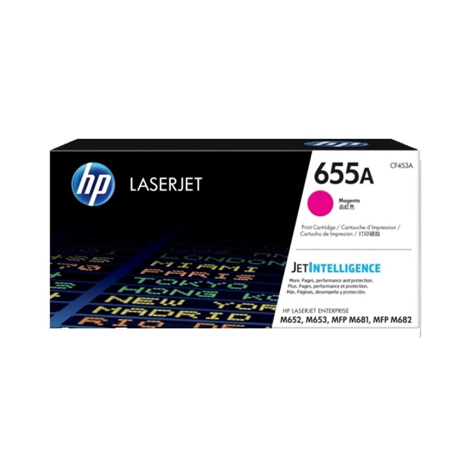 HP 655A (CF453A) Magenta product