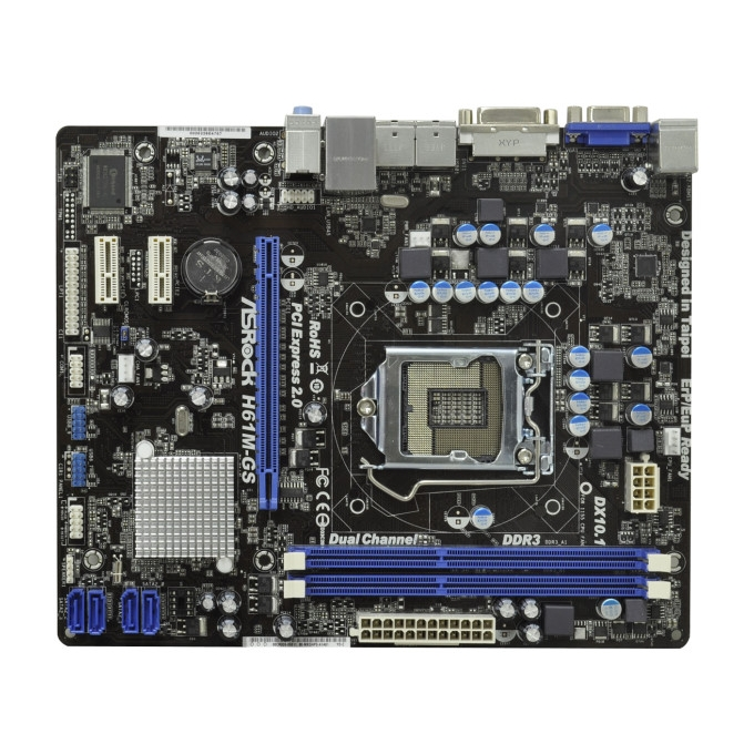 ASRock H61M-GS Extreme Tuning Treiber Windows 10