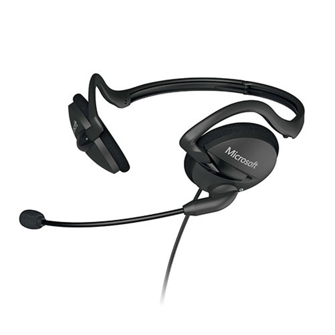 Слушалки Microsoft LifeChat LX-2000, сгъваеми, микрофон image