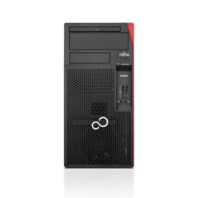 Настолен компютър Fujitsu P558/E85+ (P558-i3-8100-1TB), четириядрен Coffee Lake Intel Core i3-8100 3.6 GHz, 4GB DDR4, 1TB HDD, 4x USB 3.0, клавиатура и мишка, Free DOS image
