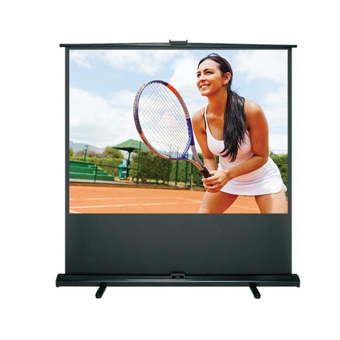 """Екран Optoma DP-3084MWL, на стойка, бял мат, 1777 x 2105, 84"""" (213.36 cm), 4:3 image"""