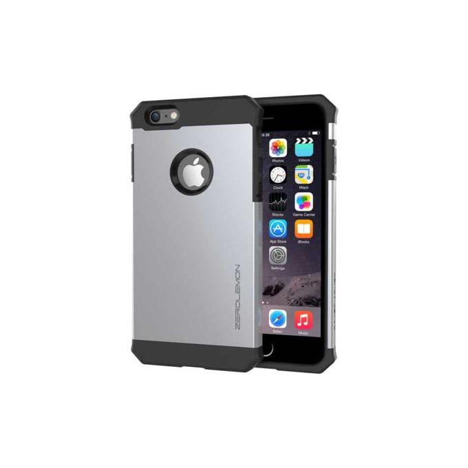 Протектор Zerolemon за Apple iPhone 6 Plus, сребрист image