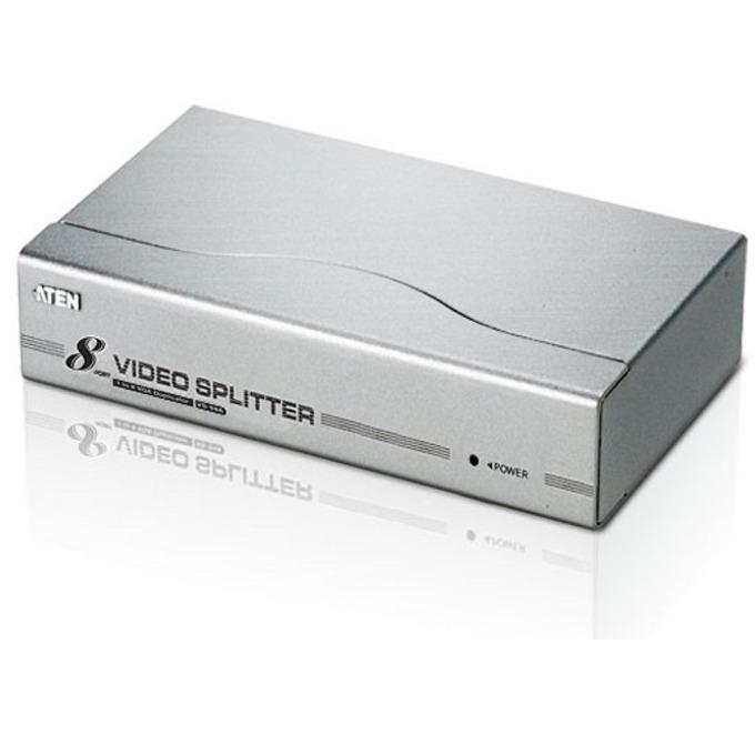 Видео сплитер ATEN VS98A, 8x 1, 300 MHz, метален, 65 м image