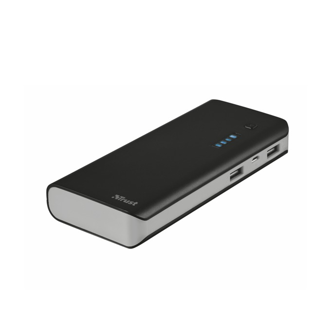 TRUST Primo Power Bank 10000 21149 Black