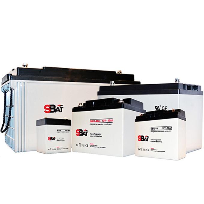 Акумулаторна батерия SBat SB12-200LL, 12V, 200Ah image