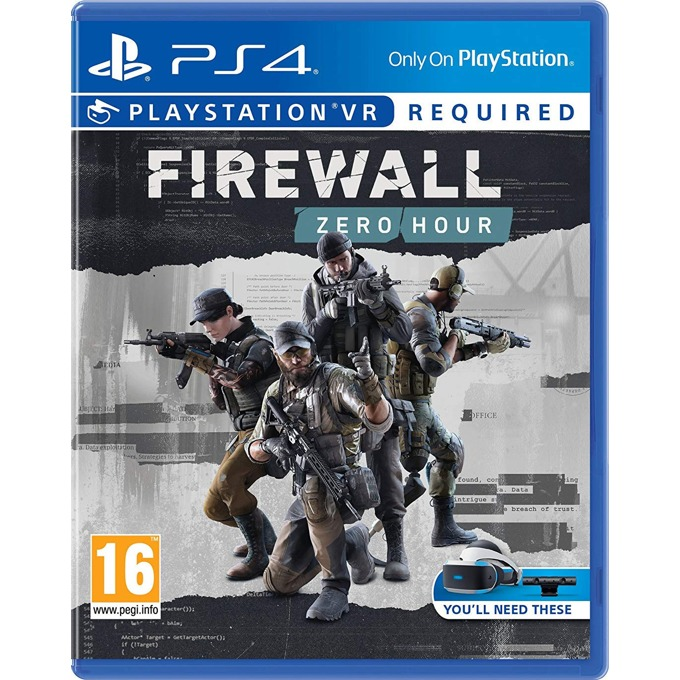 Firewall Zero Hour PS4 product
