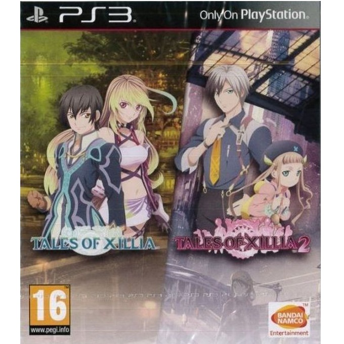 Tales of Xillia 1 and 2 Collection, за PS3 image