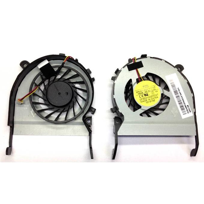 Вентилатор за лаптоп, съвместим с Toshiba Satellite L800 L800-S23W L800-S22W image