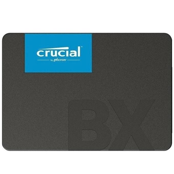 """Памет SSD 960GB Crusial BX500, SATA 3, 2.5"""" (6.35 cm, скорост на четене 540 MB/s, скорост на запис 500 MB/s image"""