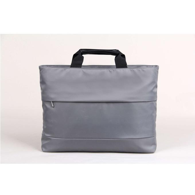 "Чанта Kingsons ""Charlotte"" KS3035-G за лаптоп до 15.4"" (39.1cm), сива image"