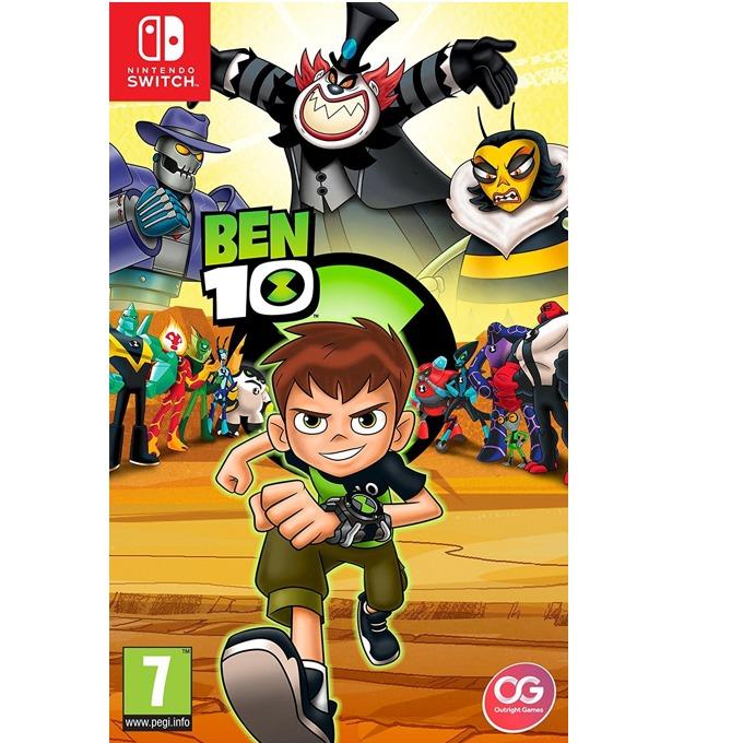 Игра за конзола Ben 10, за Switch image