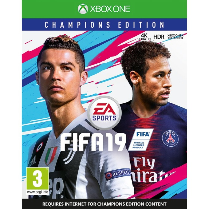 FIFA 19 Champions Edition (Xbox One) product