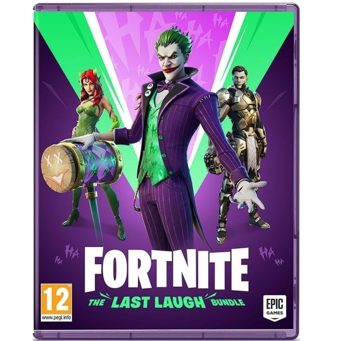 Fortnite: The Last Laugh Bundle Xbox One product