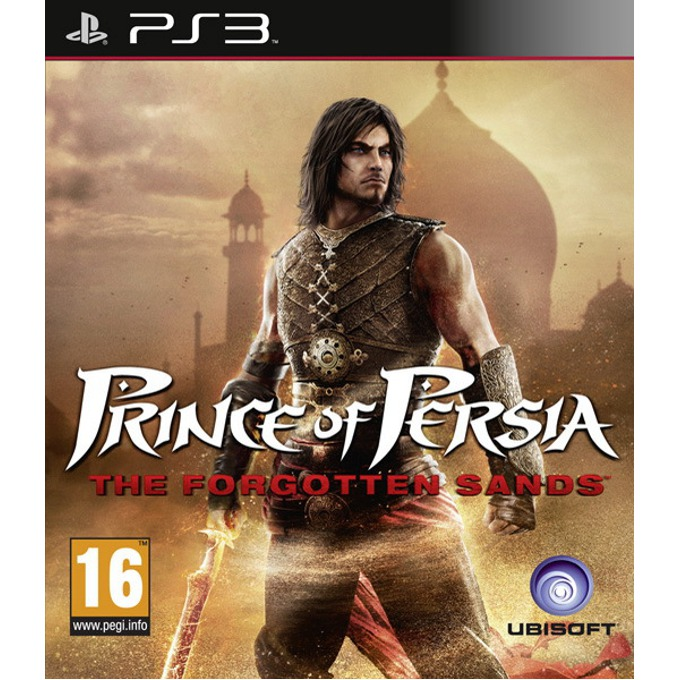 Игра за конзола Prince of Persia: The Forgotten Sands, за PlayStation 3 image