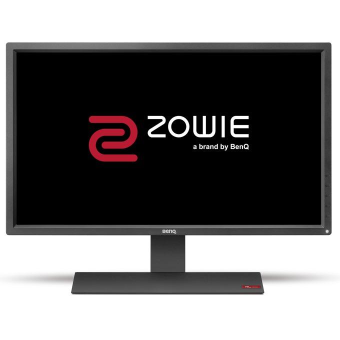 """Монитор BenQ Zowie RL2755 (9H.LF2LB.QBE), 27"""" (68.58 cm) TN панел, Full HD, 1 ms. 12 000 000:1, 300cd/m2, HDMI, DVI, VGA image"""