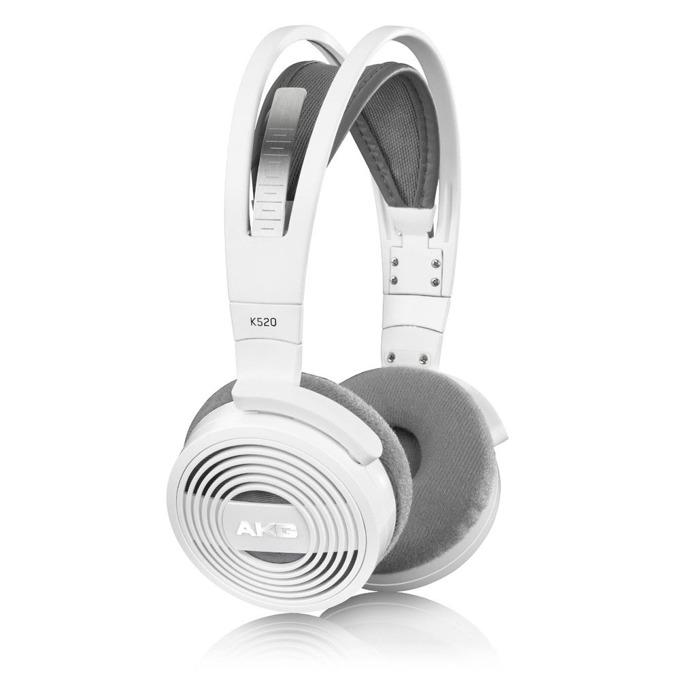 AKG K520 white product