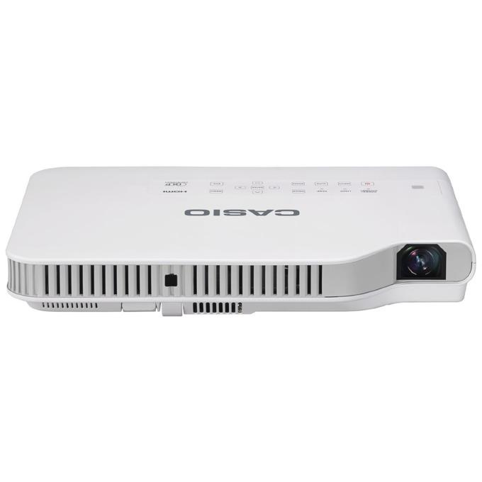 Проектор Casio XJ-A247, Laser & LED DLP, 2500 Lumens, 1800:1, UXGA, HDMI, USB image