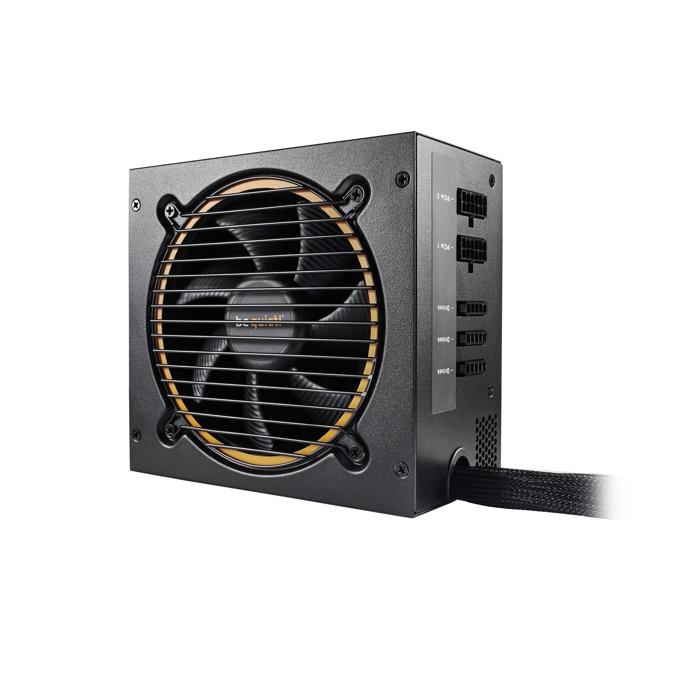 Захранване be quiet! PURE POWER 11, 600W, Active PFC, 80 Plus Gold, 120mm вентилатор image