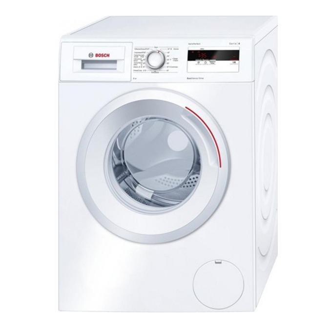 Перална машина Bosch WAN 24060BY, клас A+++ -10%, 7 кг. капацитет, 1200 оборота в минута, 15 програми, свободностояща, 60 cm. ширина, бяла image