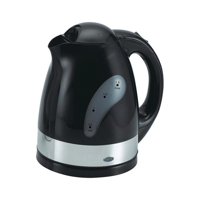 Електрическа кана SAPIR SP 1230 CD, вместимост 1.8 литра, безжична, 2200W, черна image