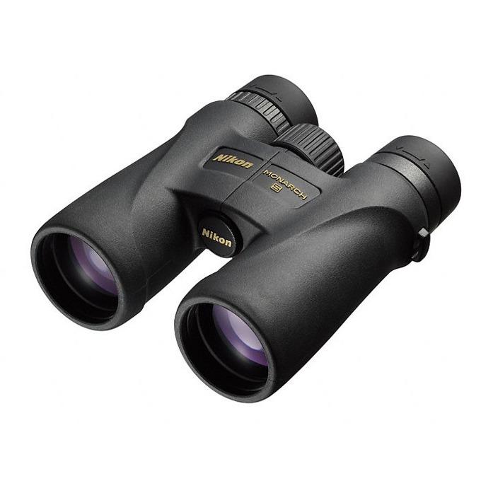 Бинокъл Nikon 10x50 CF WP, 10x50 оптично увеличение, черен image