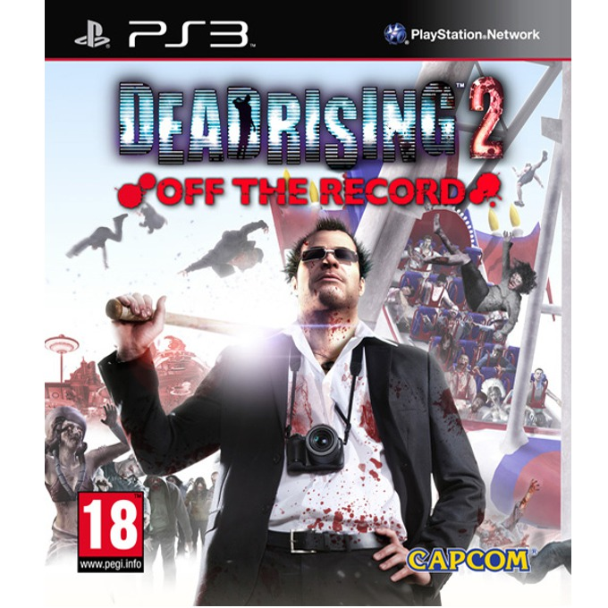 Игра за конзола Dead Rising 2: Off the Record, за PlayStation 3 image