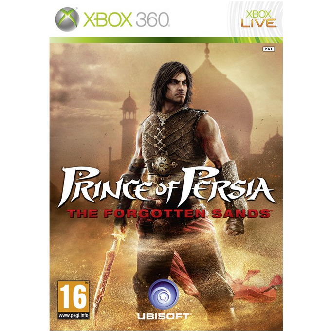 Игра за конзола Prince of Persia: The Forgotten Sands, за XBOX360 image