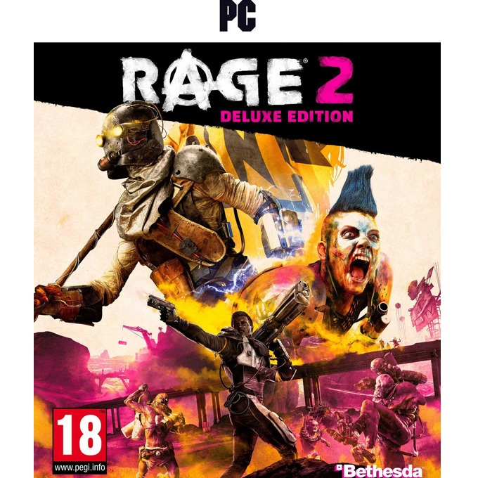 Rage 2 Deluxe Edition, за PC image