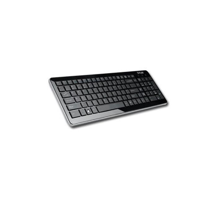 Клавиатура Delux DLK-1500, Multimedia Function, USB, черна  image