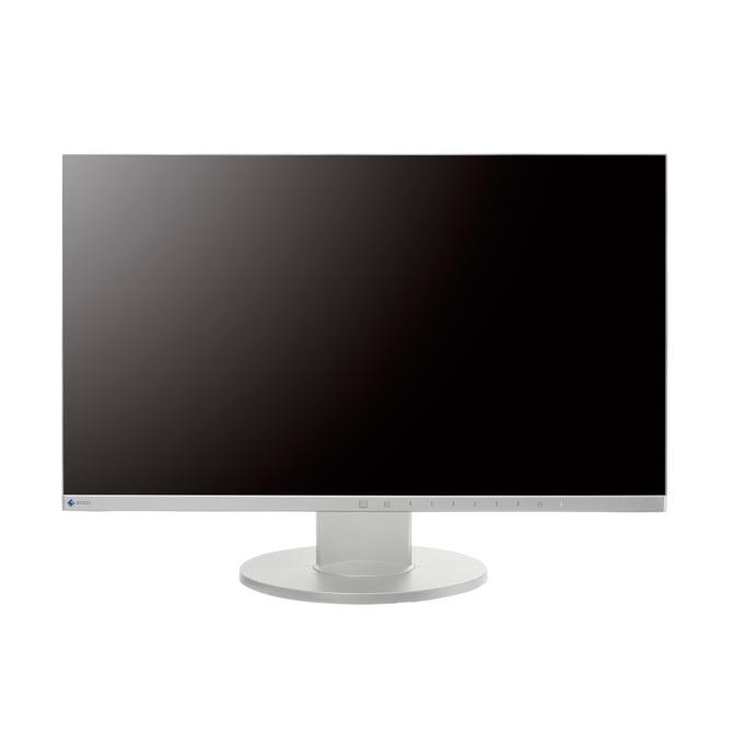 """Монитор EIZO FlexScan EV2450-GY, 23.8"""" (58.42 cm), IPS панел, 5ms, Full HD, 1000:1, 250 cd/m2, HDMI, Display Port, DVI, D-Sub, USB image"""